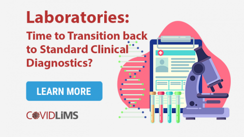 Laboratories: Time to Transition back to Standard Clinical Diagnostics?